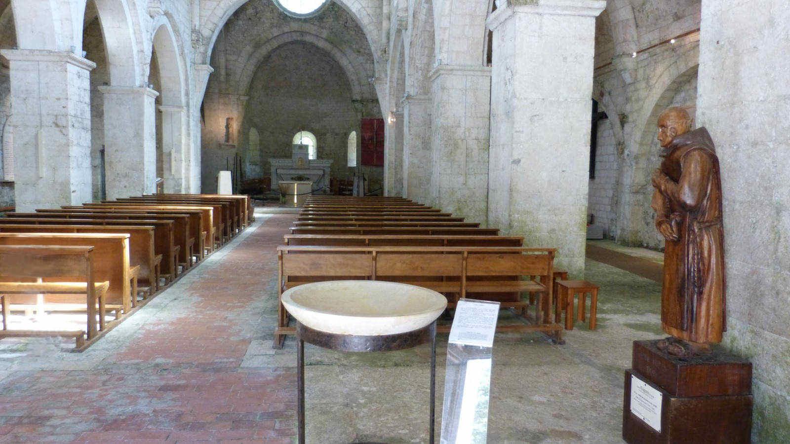 Une Abbaye à Léoncel